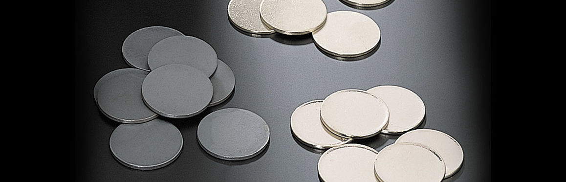 Coin blanks